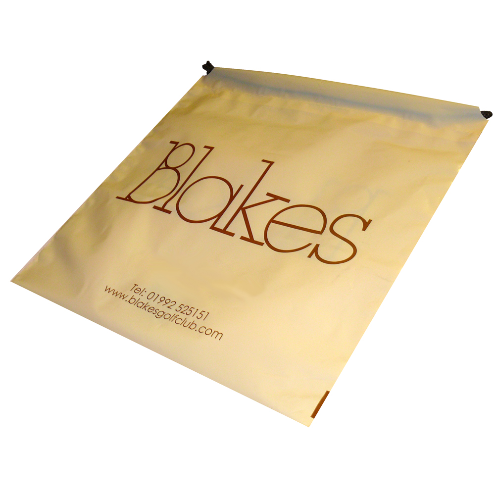 Drawstring Carrier Bags- Carrier Bags - Beckdale Packaging-