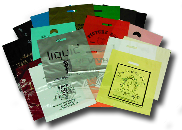 Vari-gauge carrier  bags